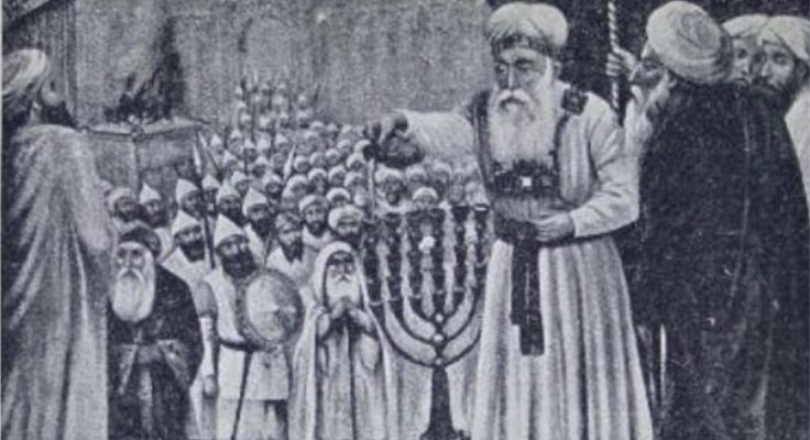 "Hanukkah — ""The Festival Of Lights"" And ""The Feast Of Dedication"""
